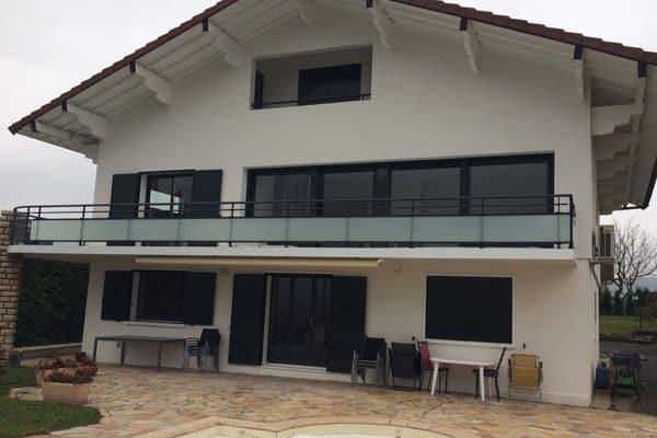 Projet de rénovation extérieure d'une villa
