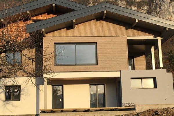 Rénovation d'une maison à Veyrier